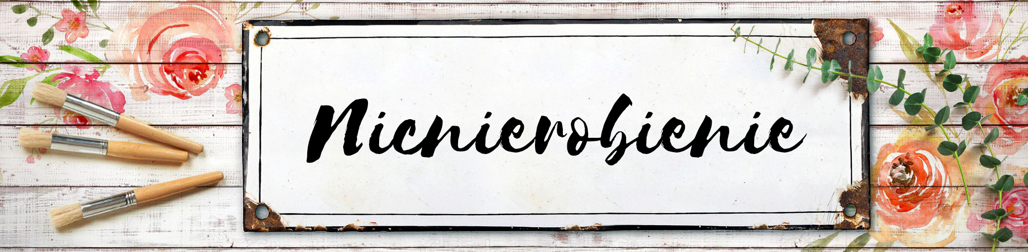 Nicnierobienie.com - Sklep Decoupage